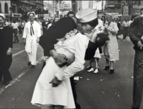 "The Story behind the Iconic ""V-Day"" Image"